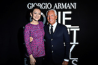 Georgio Armani One Night Only - Paris