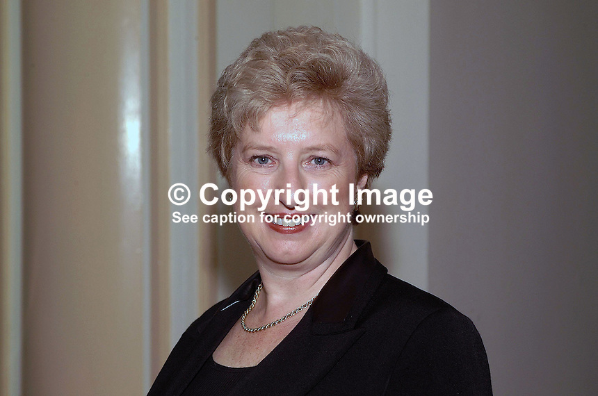 Angela Browning, UK, Conservative Party, MP. Taken at Conservative Conference in Blackpool. 200110104266...Copyright Image from Victor Patterson, 54 Dorchester Park, Belfast, UK, BT9 6RJ..Tel: +44 28 9066 1296.Mob: +44 7802 353836.Voicemail +44 20 8816 7153.Skype: victorpattersonbelfast.Email: victorpatterson@mac.com.Email: victorpatterson@ireland.com (back-up)..IMPORTANT: If you wish to use this image or any other of my images please go to www.victorpatterson.com and click on the Terms & Conditions. Then contact me by email or phone with the reference number(s) of the image(s) concerned.