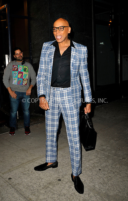 WWW.ACEPIXS.COM<br /> <br /> March 24 2015, New York City<br /> <br /> RuPaul made an appearance at 'Watch What Happens Live' on March 24 2015 in New York City<br /> <br /> <br /> By Line: Curtis Means/ACE Pictures<br /> <br /> <br /> ACE Pictures, Inc.<br /> tel: 646 769 0430<br /> Email: info@acepixs.com<br /> www.acepixs.com