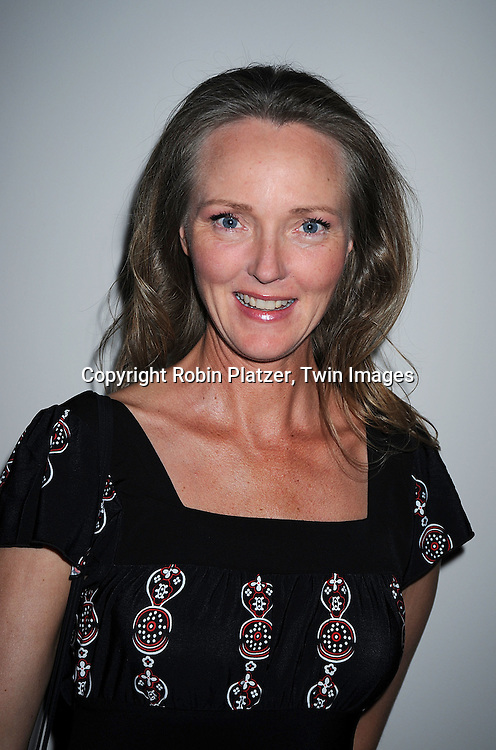 Ellen Wheeler..posing for photographers at The 35th Annual Creative Arts & Entertainment Daytime Emmy Awards on June 13, 2008 at Rose Hall in Lincoln Center in New York City.....Robin Platzer, Twin Images