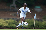 01 September 2013: Duke's Natasha Anasi. The Duke University Blue Devils played the University of New Mexico Lobos at Fetzer Field in Chapel Hill, NC in a 2013 NCAA Division I Women's Soccer match. Duke won the game 1-0.