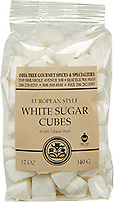 India Tree White Sugar Cubes, India Tree Specialty & Coffee Sugars