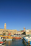 Israel, the port of Acco