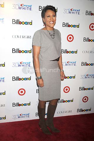 Robin Roberts at Billboard's Sixth Annual Women in Music event at Capitale  in New York City on December 2, 2011. © mpi01/MediaPunch Inc