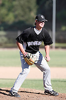 Wes Musick - Colorado Rockies, 2009 Instructional League.Photo by:  Bill Mitchell/Four Seam Images..