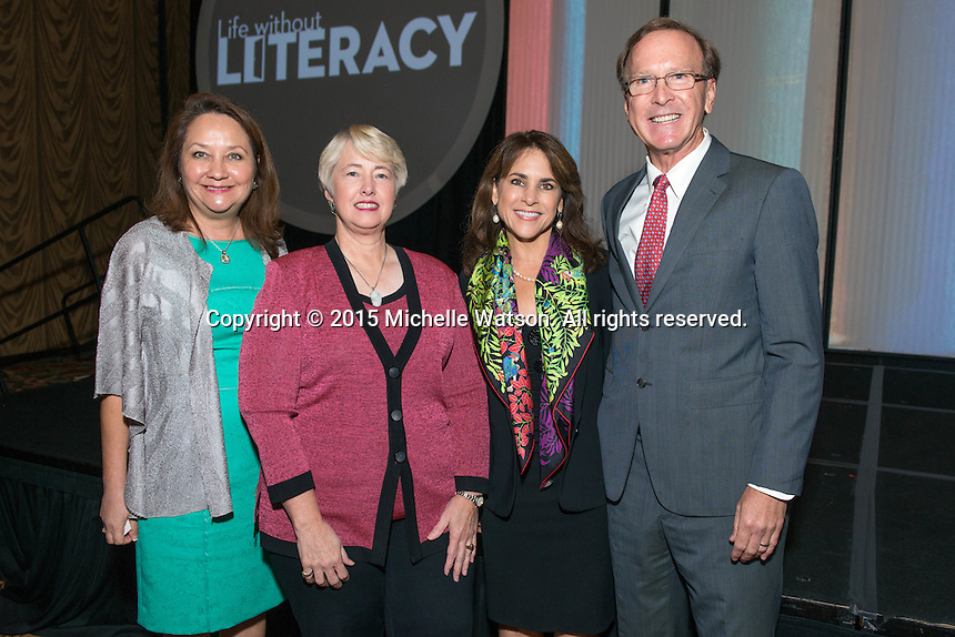 Barbara Bush Literacy Foundation Luncheon with special guest speaker Byron Pitts