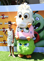 """10 August 2019 - Westwood, California - Genesis Tennon. Sony's """"The Angry Birds Movie 2"""" Los Angeles Premiere held at Regency Village Theater.   <br /> CAP/ADM/BT<br /> ©BT/ADM/Capital Pictures"""