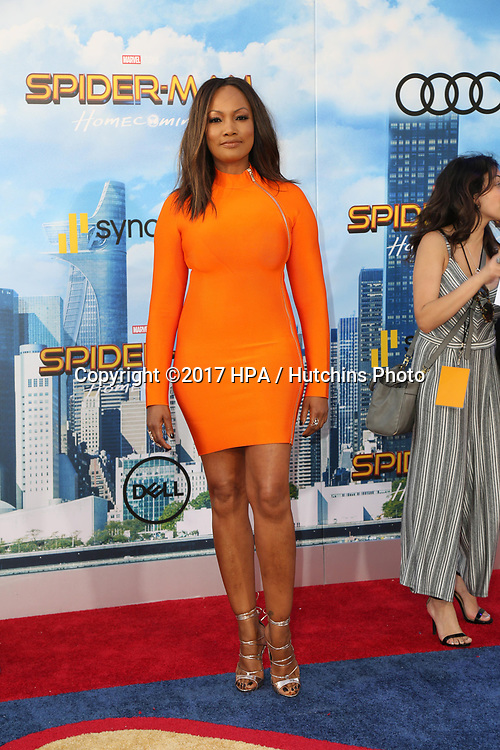 "LOS ANGELES - JUN 28:  Garcelle Beauvais at the ""Spider-Man: Homecoming"" at the TCL Chinese Theatre on June 28, 2017 in Los Angeles, CA"