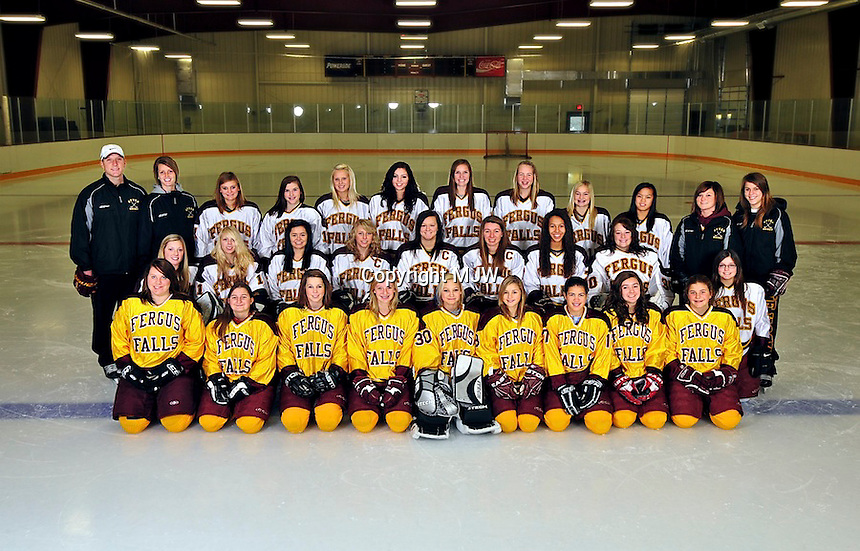 Otter girls hockey 2011 2012
