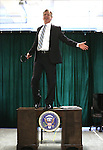 Tom Galantich during the 'Clinton The Musical' - Sneak Peek at Ripley Grier Studios on March 4, 2015 in New York City.
