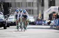 Team Orica-GreenEDGE<br /> <br /> Elite Men's Team Time Trial<br /> UCI Road World Championships Richmond 2015 / USA