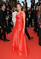 Letizia Pinochi at the gala screening for &quot;Wild Pear Tree&quot; at the 71st Festival de Cannes, Cannes, France 18 May 2018<br /> Picture: Paul Smith/Featureflash/SilverHub 0208 004 5359 sales@silverhubmedia.com