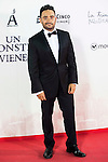 """The director of the film J.A. Bayona during the premiere of the spanish film """"Un Monstruo Viene a Verme"""" of J.A. Bayona at Teatro Real in Madrid. September 26, 2016. (ALTERPHOTOS/Borja B.Hojas)"""