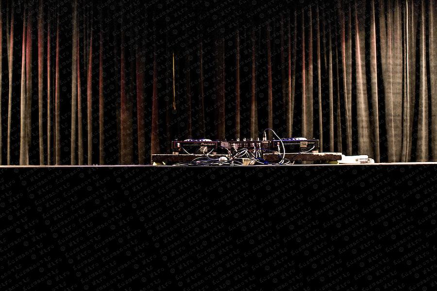 Shantel, DJ Session im Conrad Sohm.