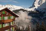The Inferno: Jungfrau region, Switzerland