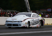 Jun 3, 2016; Epping , NH, USA; NHRA pro stock drover Bo Butner during qualifying for the New England Nationals at New England Dragway. Mandatory Credit: Mark J. Rebilas-USA TODAY Sports
