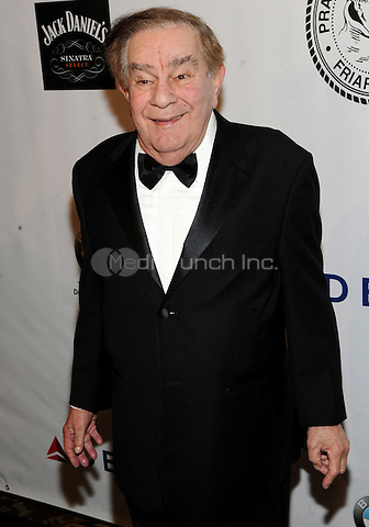 New York, NY- October 7: Freddie Roman attends the Friars Foundation Gala honoring Robert De Niro and Carlos Slim at the Waldorf-Astoria on October 7, 2014 in New York City. Credit: John Palmer/MediaPunch