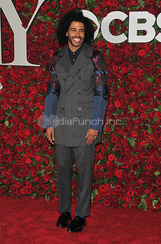 NEW YORK, NY - JUNE 12: Daveed Diggs at the 70th Annual Tony Awards at The Beacon Theatre on June 12, 2016 in New York City. Credit: John Palmer/MediaPunch