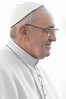 Pope Francis  during his inauguration mass at St Peter's square on March 19, 2013
