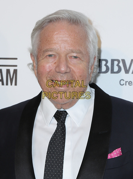 04 March 2018 - West Hollywood, California - Robert Kraft. 26th Annual Elton John Academy Awards Viewing Party held at West Hollywood Park. <br /> CAP/ADM/PMA<br /> &copy;PMA/ADM/Capital Pictures