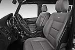 Front seat view of 2016 Mercedes Benz G-Class G550 5 Door SUV Front Seat  car photos