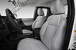 Front seat view of 2017 Toyota Tacoma SR-Access 4 Door Pick-up Front Seat  car photos