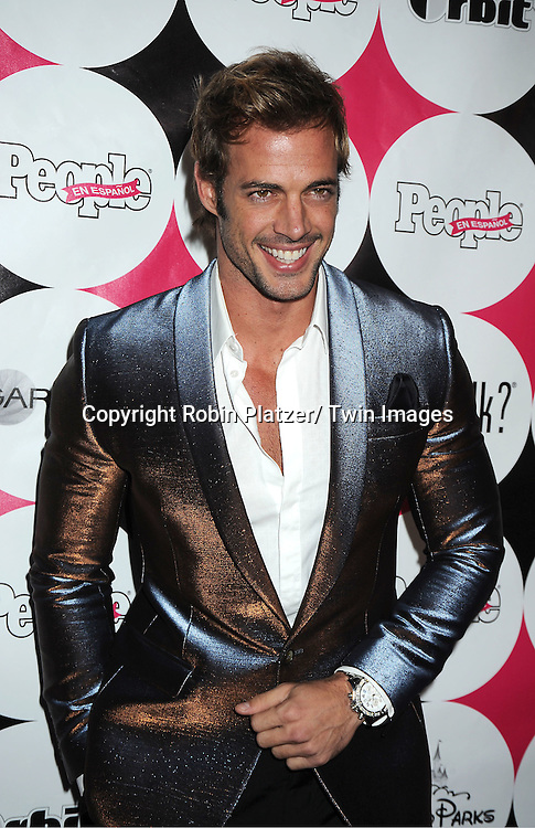 "William Levy attending at The 15th Annual People En Espanols "" 50 Most Beautiful"" event at Guastavino's in New York City on May 19, 2011."