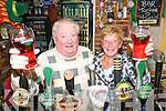 RUBY CELEBRATIONS: Danny and Tess Leane from The Abbey Inn who are celebrating 40 years in business.   Copyright Kerry's Eye 2008