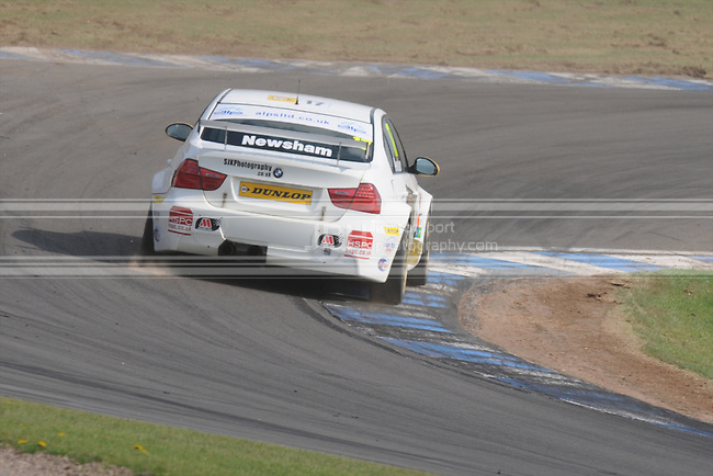 Dave Newsham - Geoff Steel Racing BMW 320si
