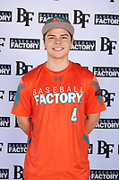 Alex Boortz (4) of Casa Roble Fundamental High School in Orangevale, California during the Baseball Factory All-America Pre-Season Tournament, powered by Under Armour, on January 12, 2018 at Sloan Park Complex in Mesa, Arizona.  (Mike Janes/Four Seam Images)