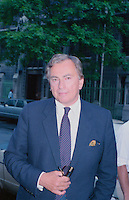 Gore Vidal 1985 the author after interview<br />