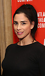 """Sarah Silverman attends the Atlantic Theater Company """"Divas' Choice"""" Gala at the Plaza Hotel on March 4, 2019 in New York City."""