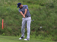 Daniel Brooks (ENG) on the 1st fairway during Round 2 of the 100th Open de France, played at Le Golf National, Guyancourt, Paris, France. 01/07/2016. <br /> Picture: Thos Caffrey | Golffile<br /> <br /> All photos usage must carry mandatory copyright credit   (&copy; Golffile | Thos Caffrey)
