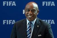 Zurigo 14-10-2016  Football FIFA - Council meeting; FIFA   member Tokyo Sexwale (RSA) at the FIFA headquarters in Zurich<br />  Foto Steffen Schmidt/freshfocus/Insidefoto ITALY ONLY