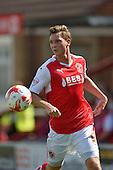 08/08/2015 Sky Bet League 1 Fleetwood Town v Southend United<br /> Eggert Jonsson