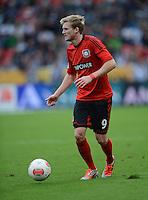 FUSSBALL   1. BUNDESLIGA  SAISON 2012/2013   4. Spieltag Bayer 04 Leverkusen - Borussia Moenchengladbach      23.09.2012 Andre Schuerrle (Bayer 04 Leverkusen)
