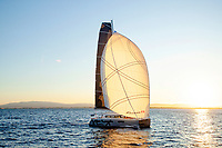 Catamaran Excess 15 Sea Trial