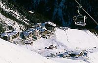 Hochsölden, Sölden in Tirol, Österreich