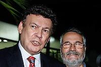 SAO PAULO, SP, 23 JULHO 2012 - ELEICOES 2012 - CELSO RUSSOMANO – CCampos Machado durante apoio de candidatura o recem-criado Partido Ecologico Nacional (PEN) a prefeitura de Sao Paulo na noite desta segunda-feira pelo presidente do PEN, o ex-deputado Adilson Barroso, no hotel Maksoud Plaza regiao da avenida paulista. FOTO: AMAURI NENH - BRAZIL PHOTO PRESS.