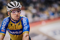 Mark Cavendish  (GBR) <br /> <br /> zesdaagse Gent 2019 - 2019 Ghent 6 (BEL)<br /> day 2<br /> <br /> ©kramon