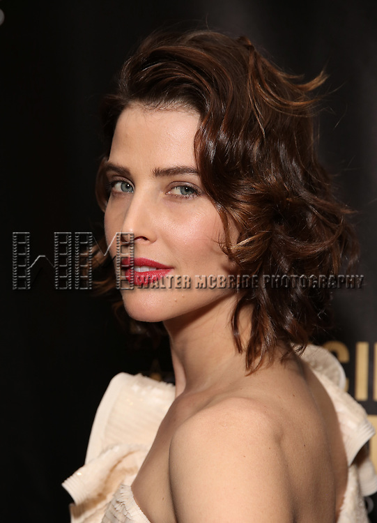 Cobie Smulders<br />   attends 32nd Annual Lucille Lortel Awards at NYU Skirball Center on May 7, 2017 in New York City.