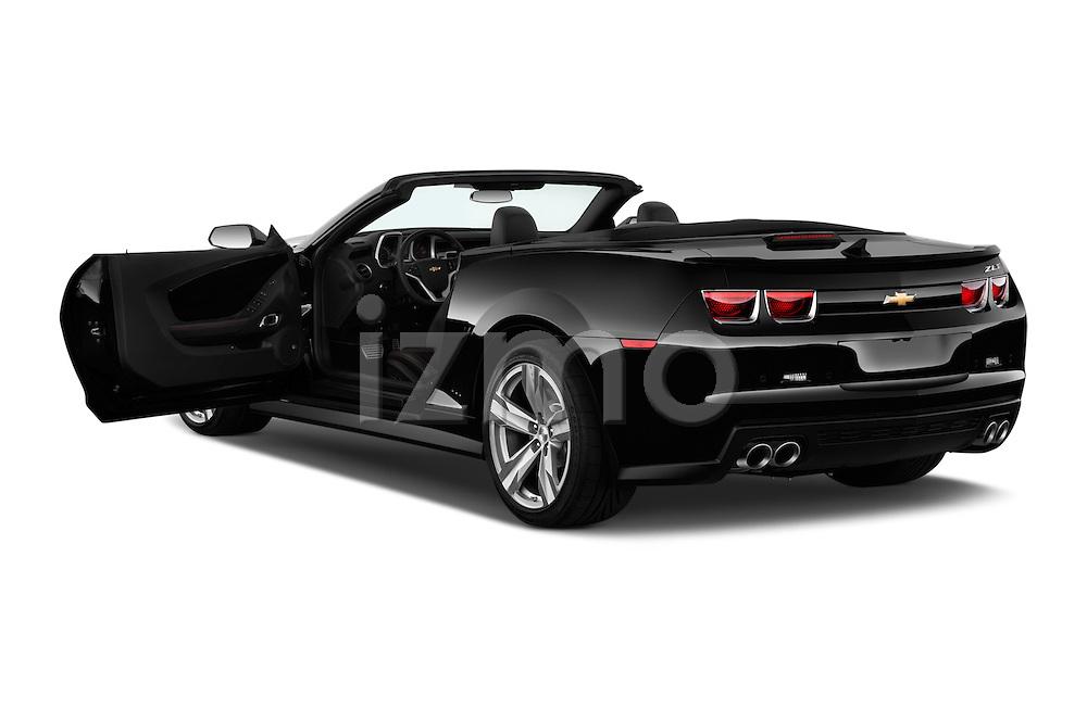 2013 Chevrolet Camaro Convertible ZL1 5a Doors
