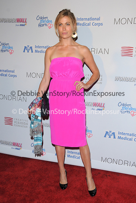 February 18,2009: Sonya Walger at The Children Mending Hearts Benefit for International Medical Corps Relief Efforts in the Congo held at The House of Blues Sunset in West Hollywood, California. Credit: RockinExposures