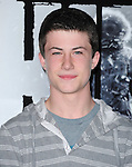 Dylan Minnette at The Universal Pictures' Premiere of THE THING held at Universal City Walk in Universal City, California on October 10,2011                                                                               © 2011 Hollywood Press Agency