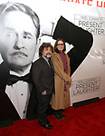 Jeff Richmond and Tina Fey attend the Broadway Opening Night Performance of 'Present Laughter' at St. James Theatreon April 5, 2017 in New York City