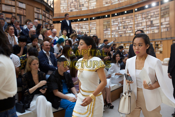 Princess Sirivannavari Nariratana of Thailand<br /> at Chanel couture Autumn/Winter 2019/2020<br /> Paris Fashion week Haute Couture 2019<br /> Paris, France in July 2019.<br /> CAP/GOL<br /> ©GOL/Capital Pictures