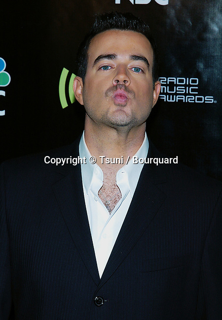 Carson Daly arriving at the Radio Music Awards at the Aladdin Hotel In Las Vegas. October 25, 2004.