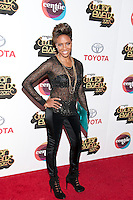 LAS VEGAS, NV - November 8: MC Lyte pictured at Soul Train Awards 2012 at Planet Hollywood Resort on November 8, 2012 in Las Vegas, Nevada. © RD/ Kabik/ Retna Digital /NortePhoto