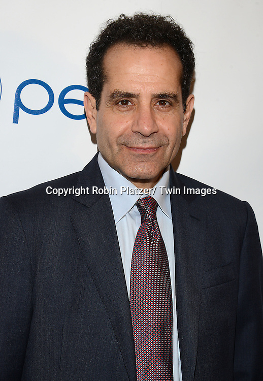 Tony Shaloub attends the 80th Annual Drama League Awards Ceremony and Luncheon on May 16, 2014 at the Marriot Marquis Hotel in New York City, New York, USA.