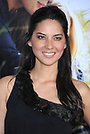 """HOLLYWOOD, CA. - February 01: Olivia Munn arrives at the """"Dear John"""" World Premiere held at Grauman's Chinese Theatre on February 1, 2010 in Hollywood, California."""